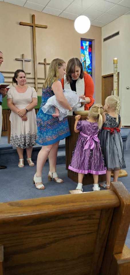 faith milestones at peace lutheran church in barrett mn